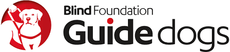 Blind Foundation Guide Dogs is supported by Monty's Promotions