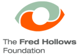 Fred Hollows Foundation is supported by Monty's Promotions