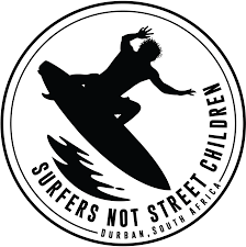 Surfers not streetchildren is supported by Monty's Promotions