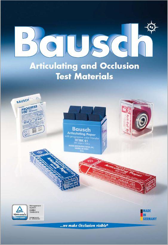 Bausch Catalogue
