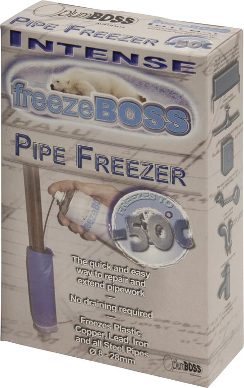 freezeBOSS freezing