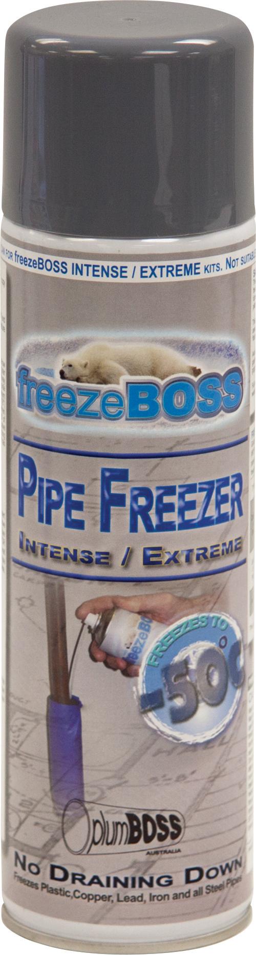 freezeBOSS