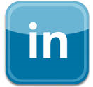 linked in icon follow