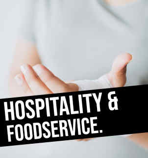 Hospitality and Foodservice Products