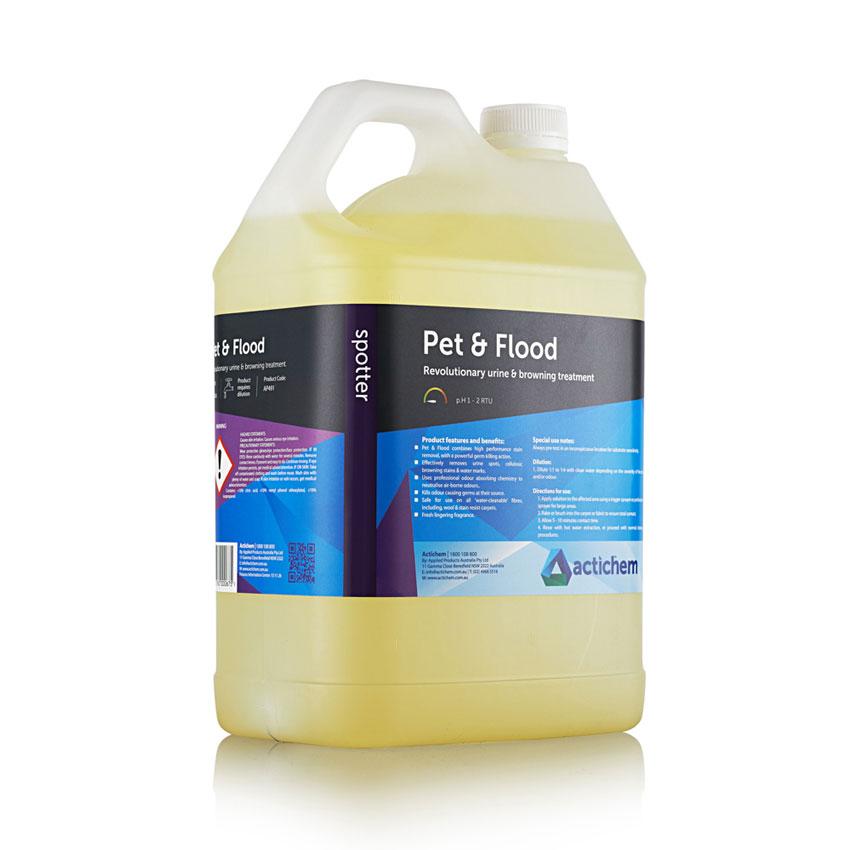 Pet & Flood Urine & Browning Remover