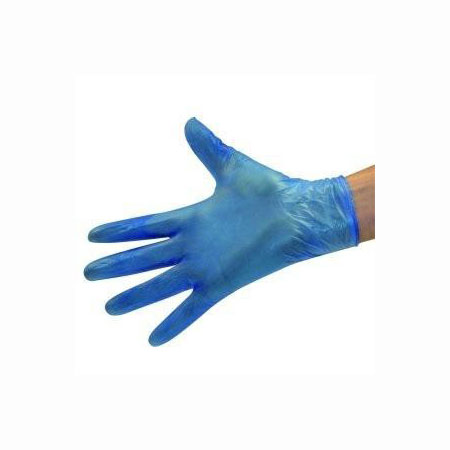 Nitrile Blue Gloves