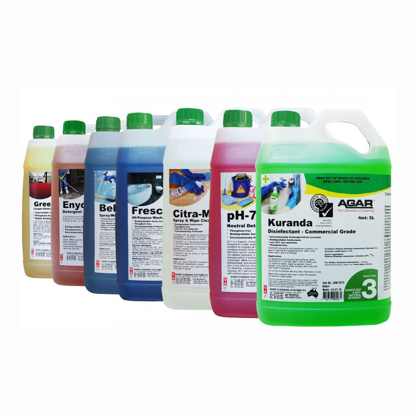 Agar Geca Certified Products