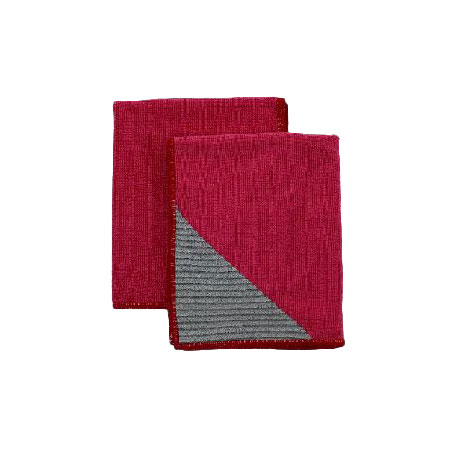 healthcare AnticBac Red Cloth