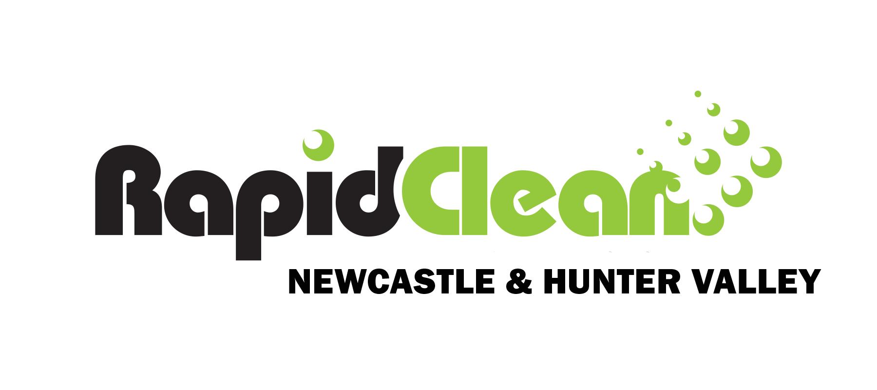 Rapid Clean Newcastle logo