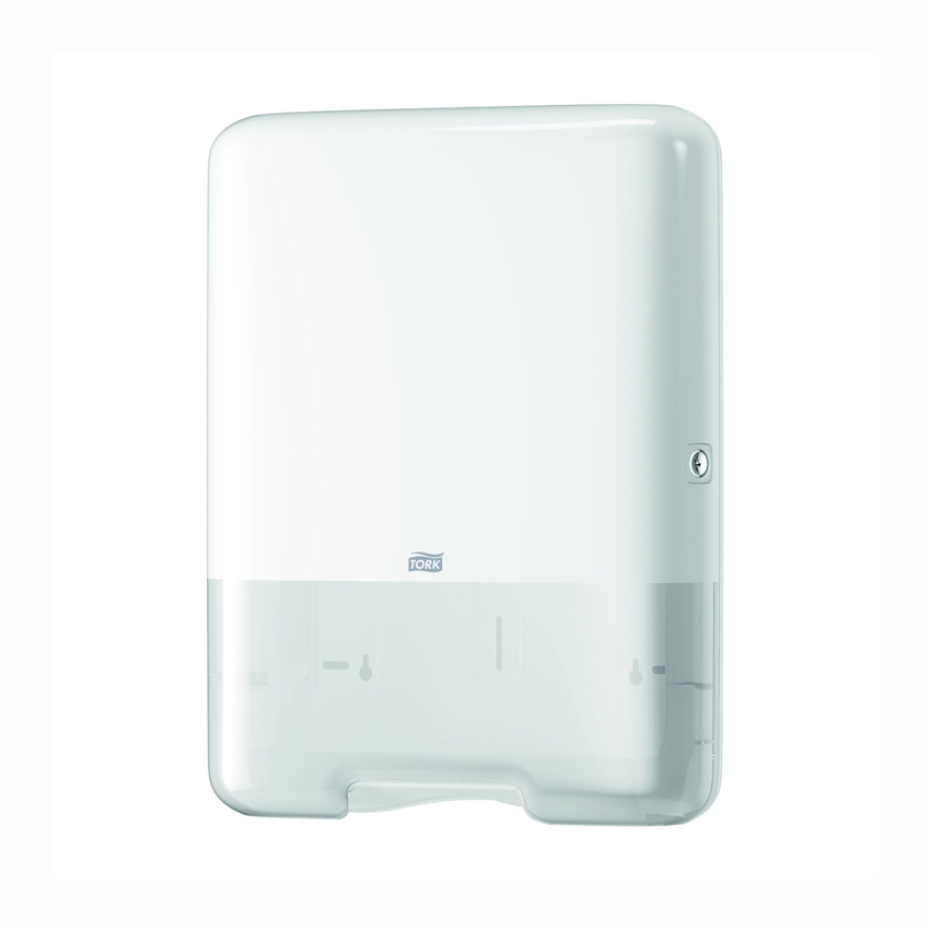 TORK HAND TOWEL DISPENSER WHITE H3