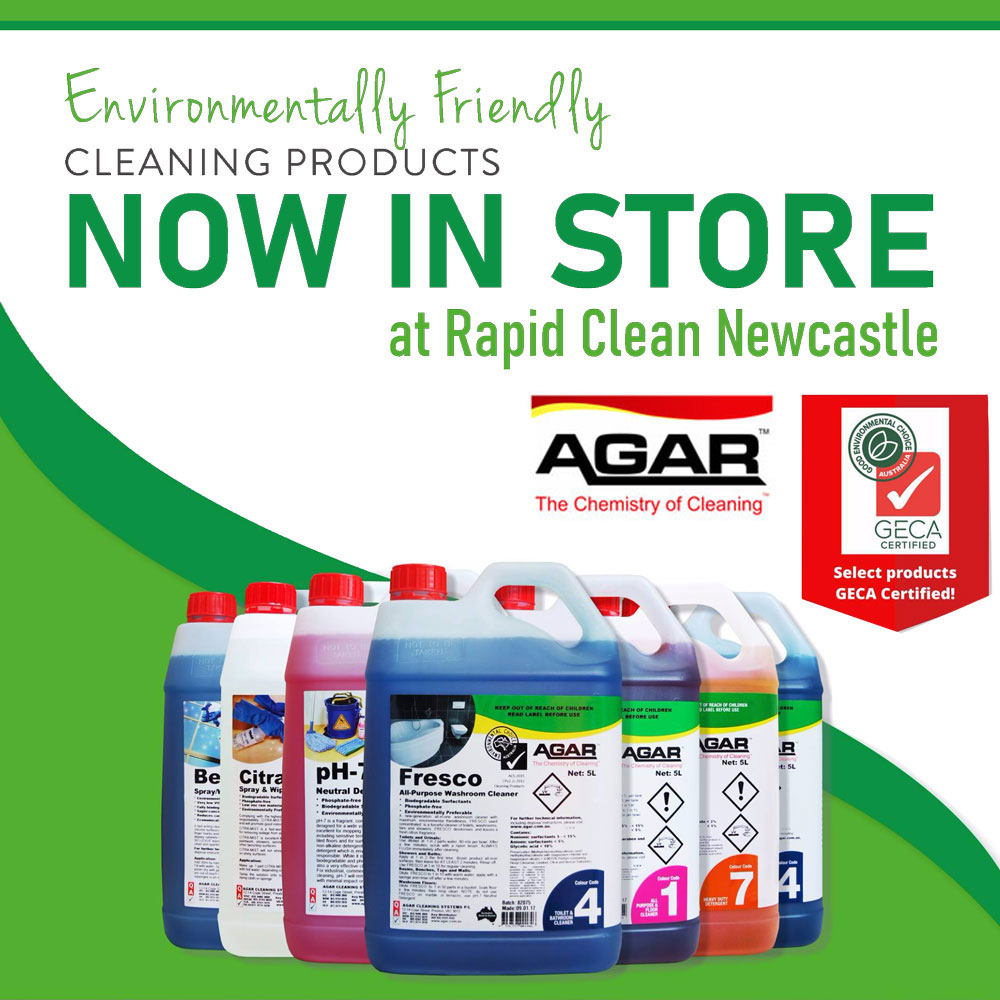 Agar Cleaning Products