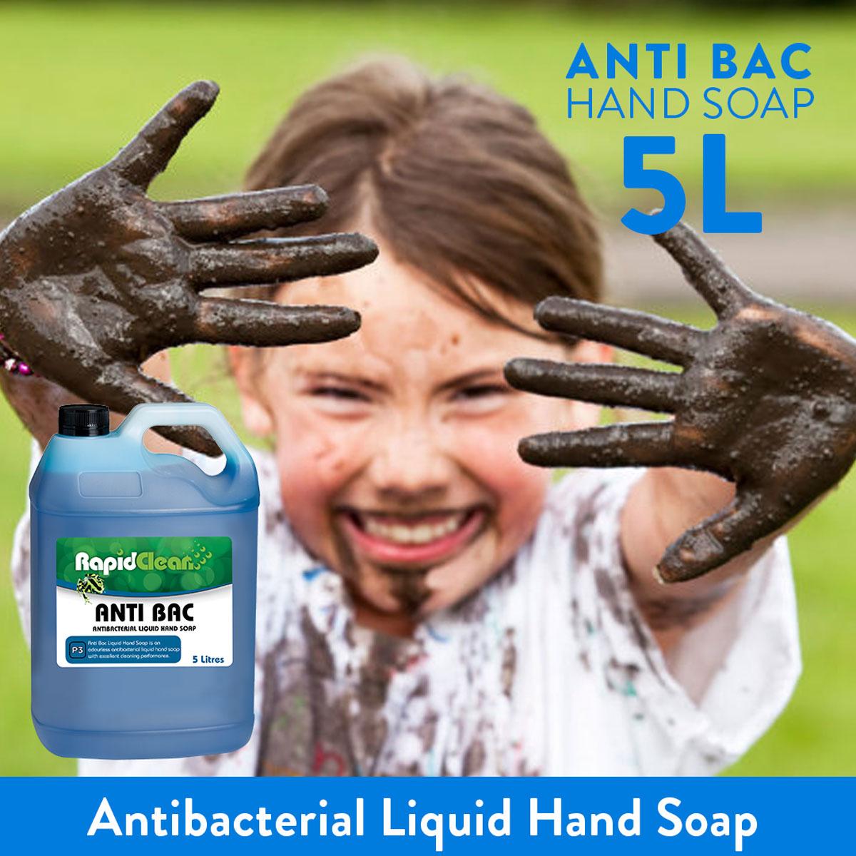 Anti Bac Hand Soap