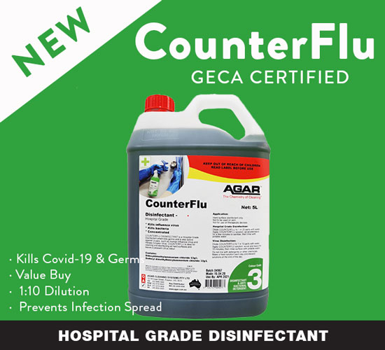 Counter Flu Disinfectant
