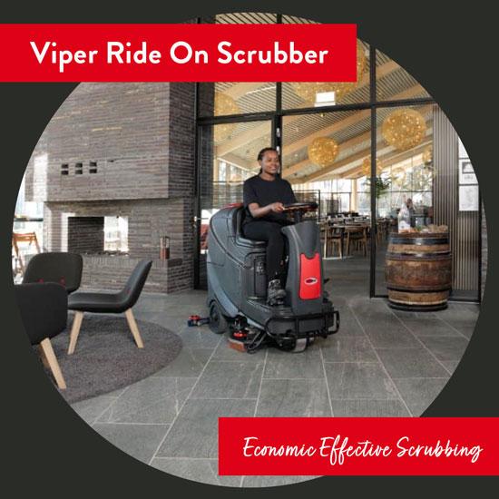 Viper Floor Scrubber