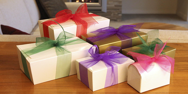 Gift Boxes - Example 1