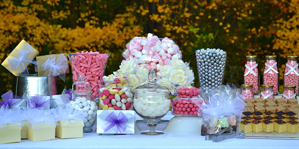 Lolly Wedding Buffet