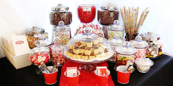 Corporate Lolly Buffet