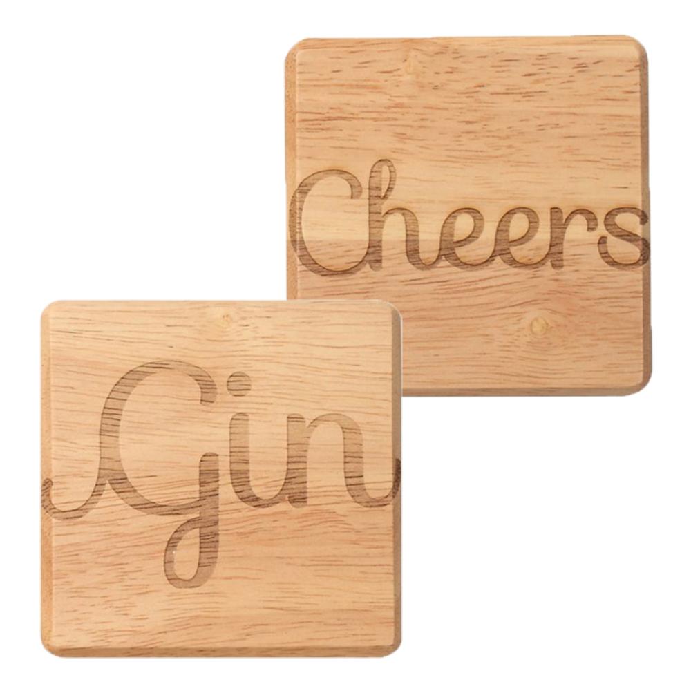 T&G Gin Coaster