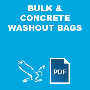 BULK & WASHOUT BAGS