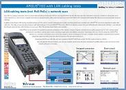 LAN Cabling Tests