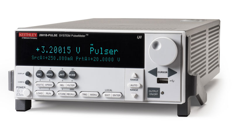 Keithley 2601B-PULSE System Sourcmeter Pulser-SMU