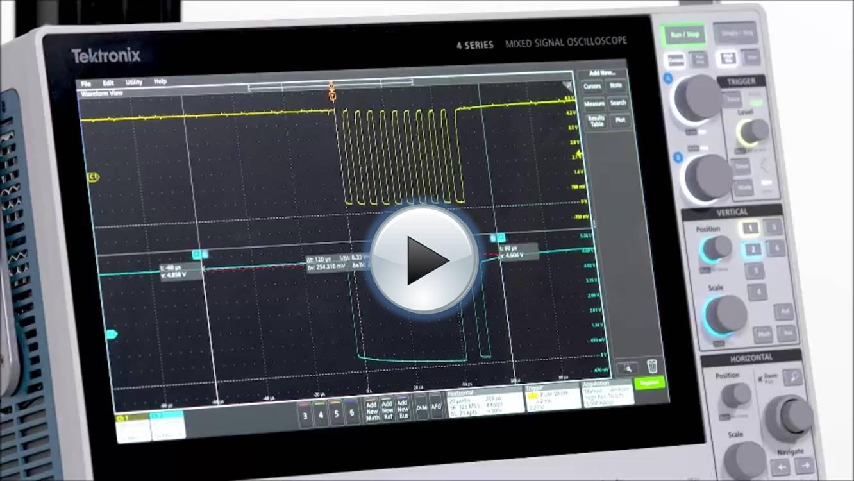 Tektronix 4 Series Overview Chpt 2_video_thumb