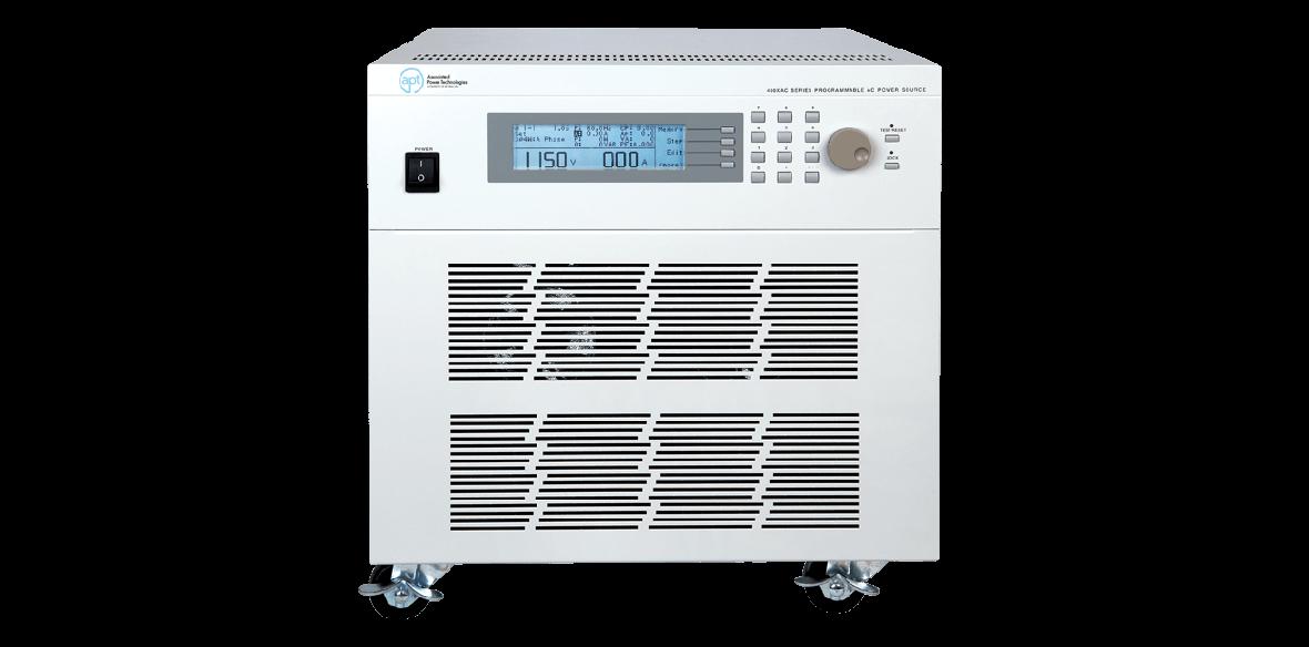 APT 400XAC Series AC Power Source