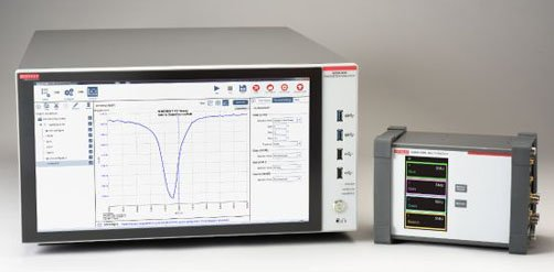 Keithley 4200A Parameter Analyser MOSFET testing