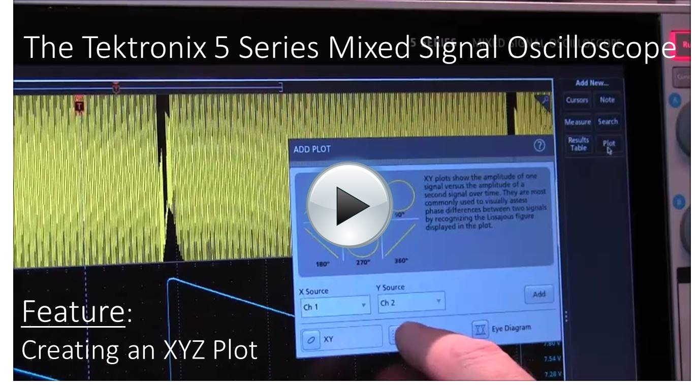 5 Series MSO Creating an XYZ plot video thumb