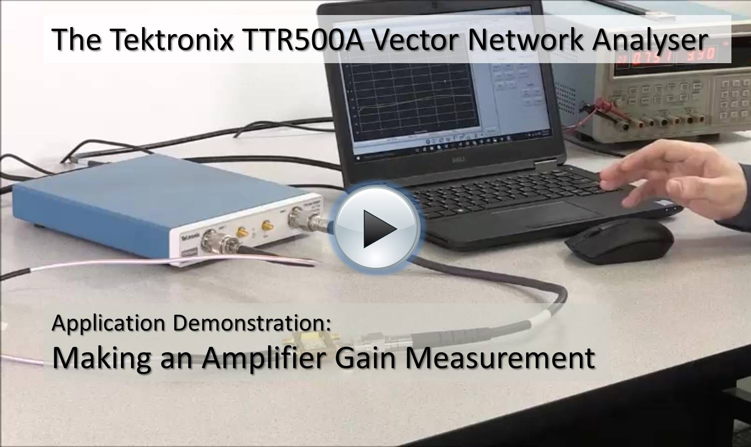 TTR500A_Apps_Demo_Making_an_Amplifier_Gain_Measurement_thumb