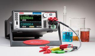 Keithley SMU Potentiostat EC Solutions