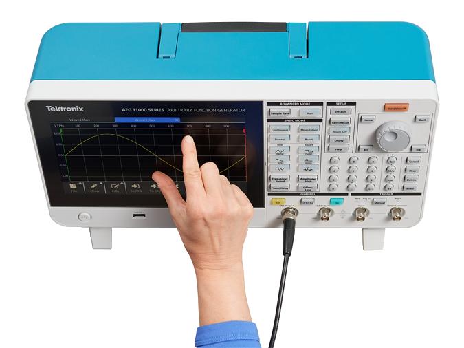 AFG31000 Smarter User Interface