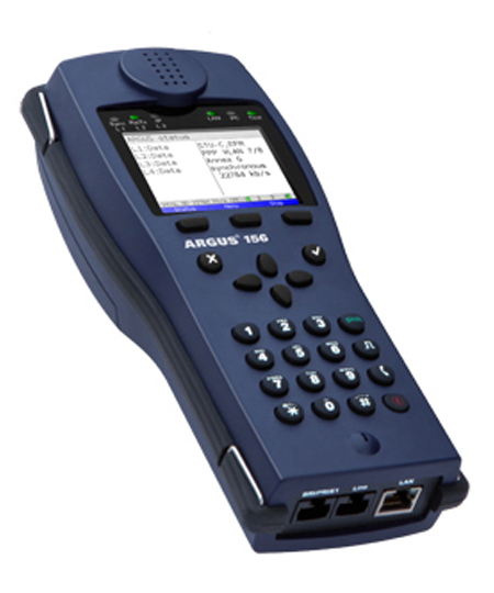 ARGUS 156 DSL Tester