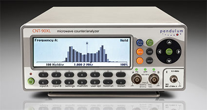 Pendulum CNT-90XL Microwave Counter/Analyser