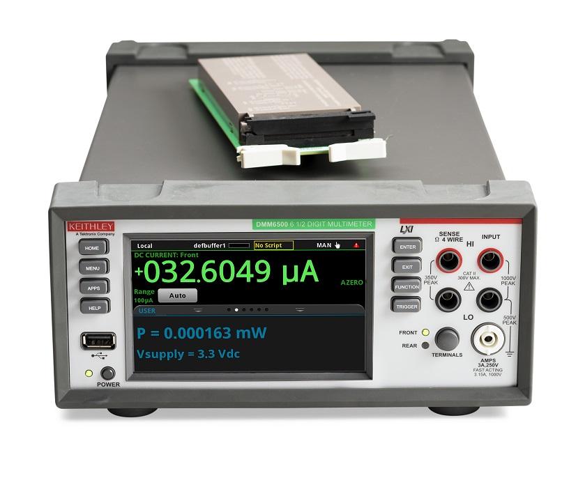 DMM6500 6-1/2-Digit DMM