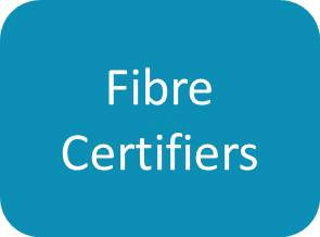Fibre Certifiers button
