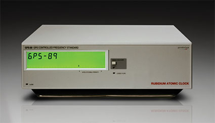 Pendulum GPS-89 Frequency Standard