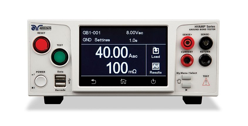 HyAMP Electrical Safety Tester