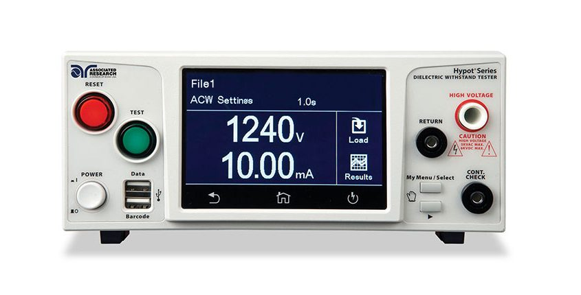 Hypot Electrical Safety Tester