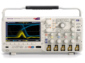 MSO2000B / DPO2000B Mixed Signal Oscilloscope