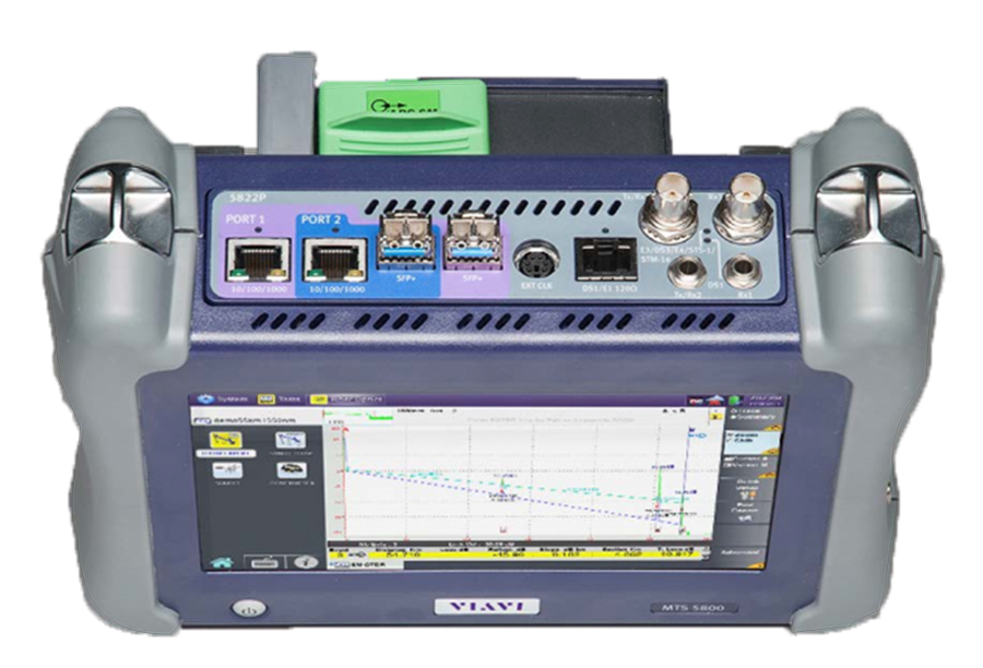 VIAVI MTS-5800 OTDR