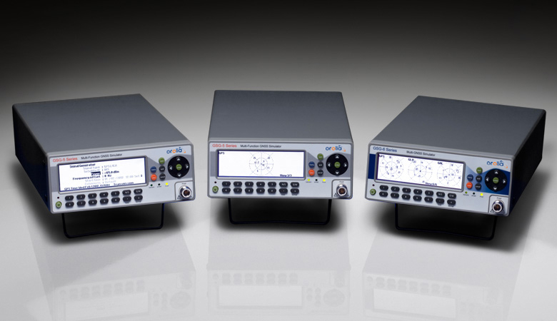 GSG-5/6 Series GPS_GNSS Simulators