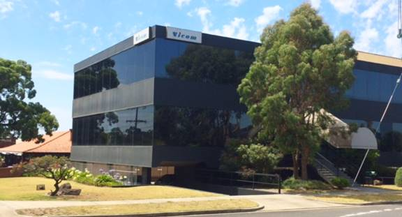 Vicom Melbourne Office