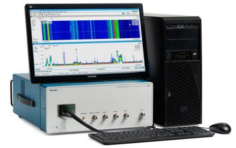 Tektronix RSA7100A Wideband Realtime Spectrum Analyser