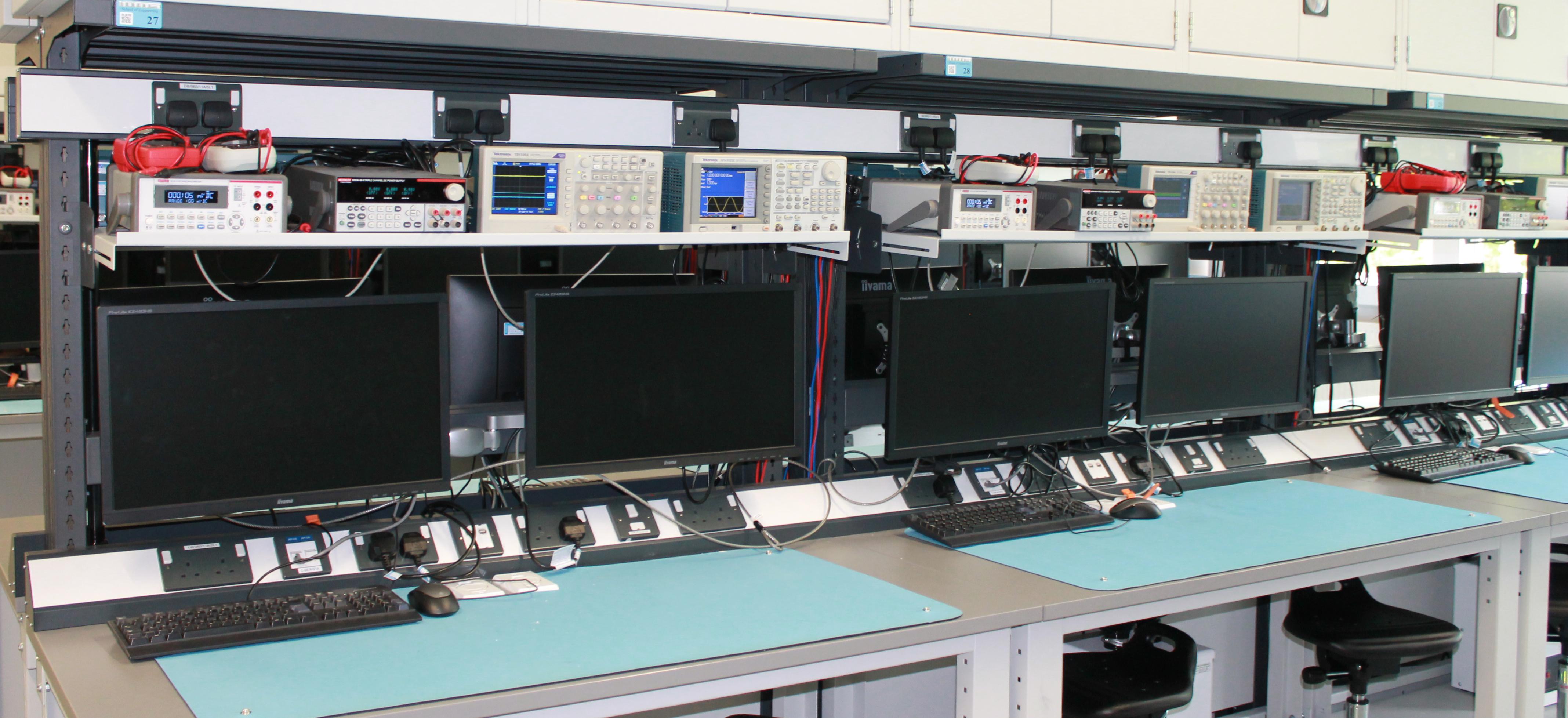 Teaching Lab Instrument Management
