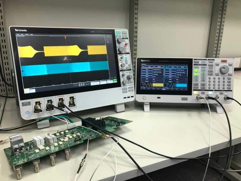 AFG31000 Analog Circuit Characterisation