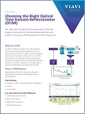 Choosing The Right OTDR White Paper