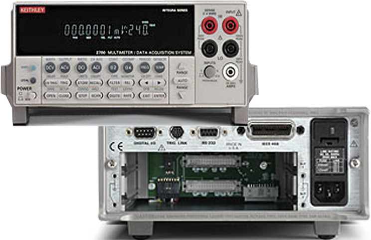 Keithley Data Applications