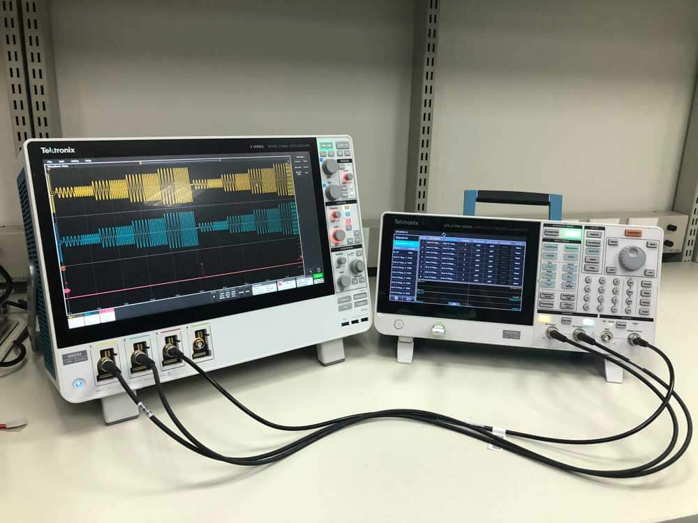 AFG31000 Function Verification and Performance Characterisation