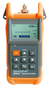 O{M-50 Intelligent Optical Power Meter